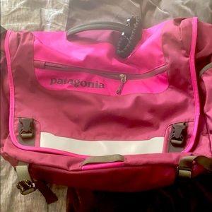 Patagonia Critical Mass Messenger Bag-Purple/Pink